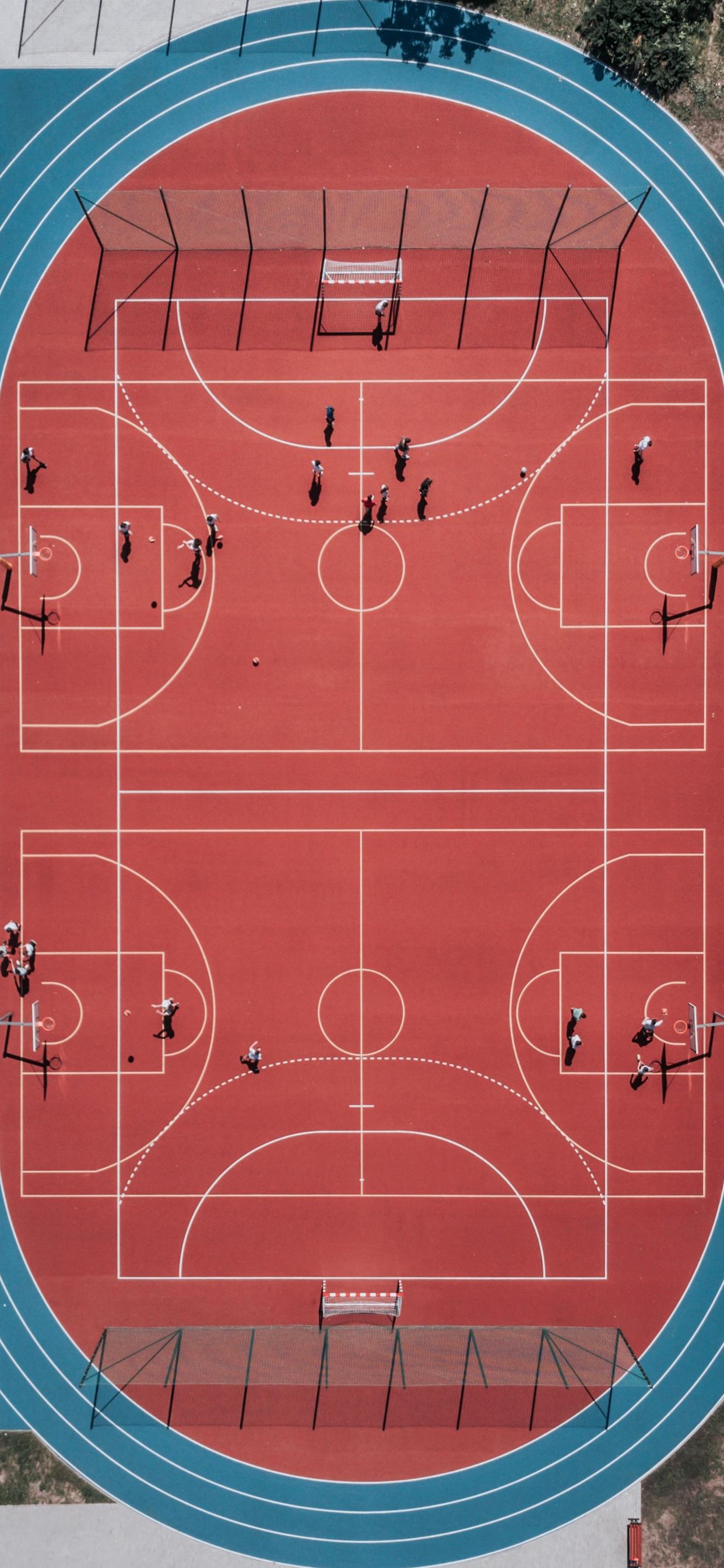 iPhone wallpapers sports running stadium Fonds d'écran iPhone du 20/08/2019