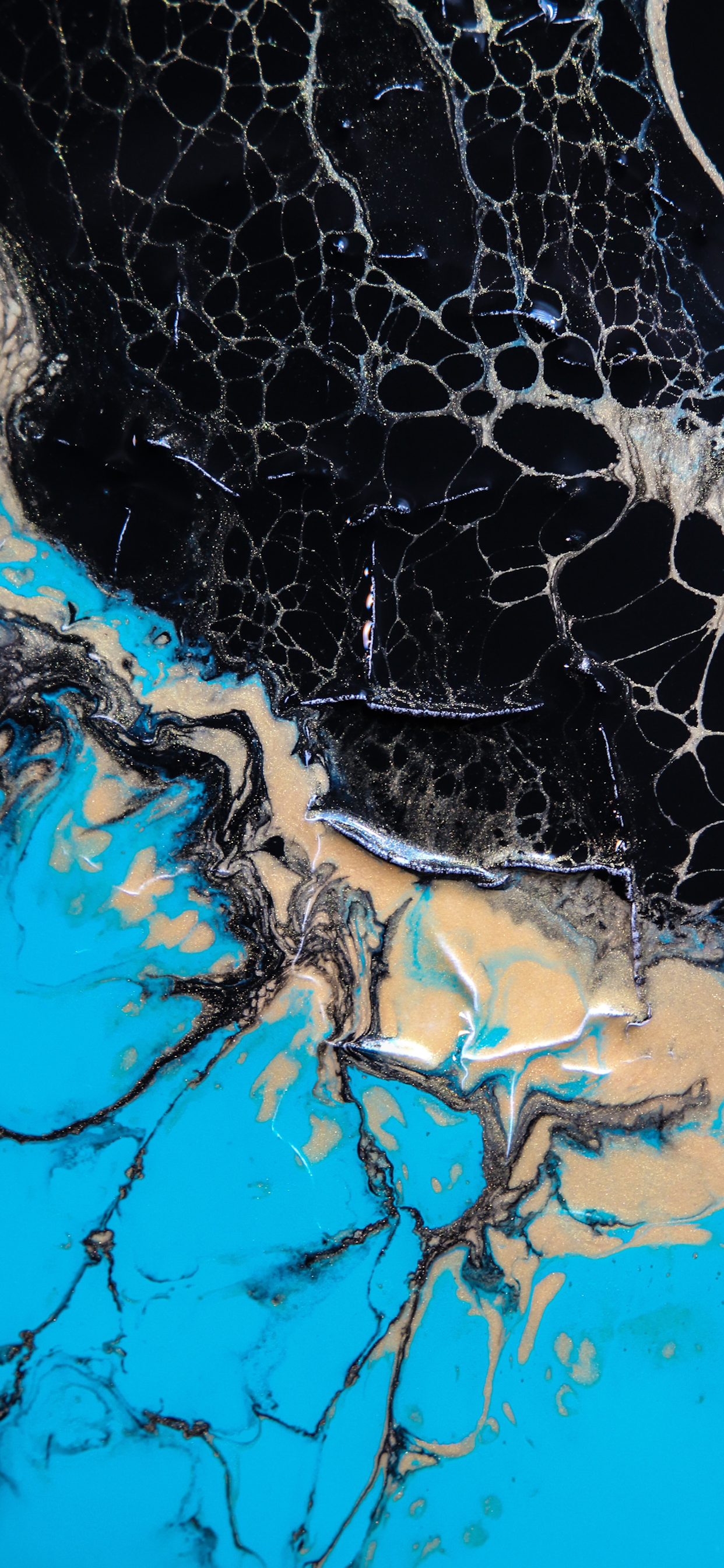 iPhone wallpapers abstract liquids blue black Abstract