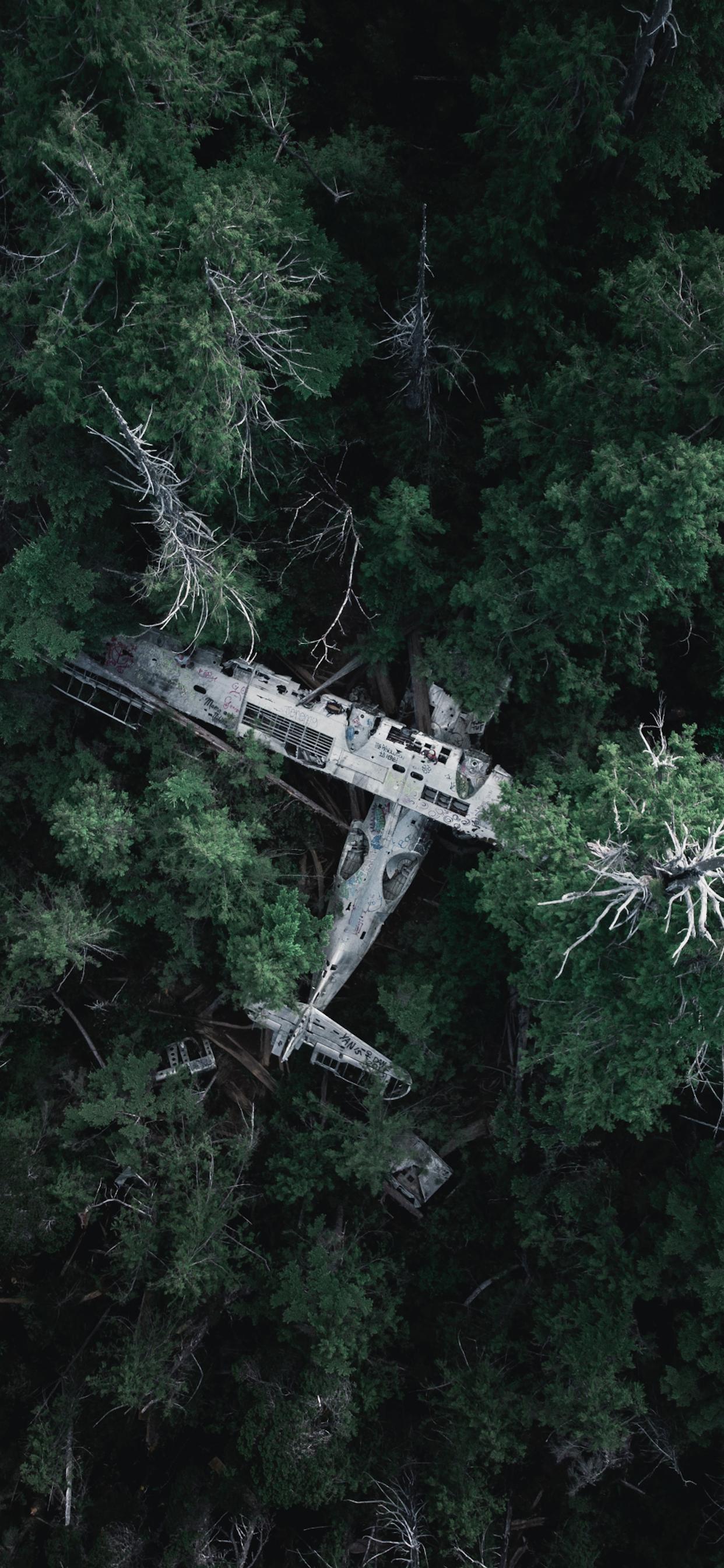 iPhone wallpapers aerial images plane 2 Fonds d'écran iPhone du 30/10/2019