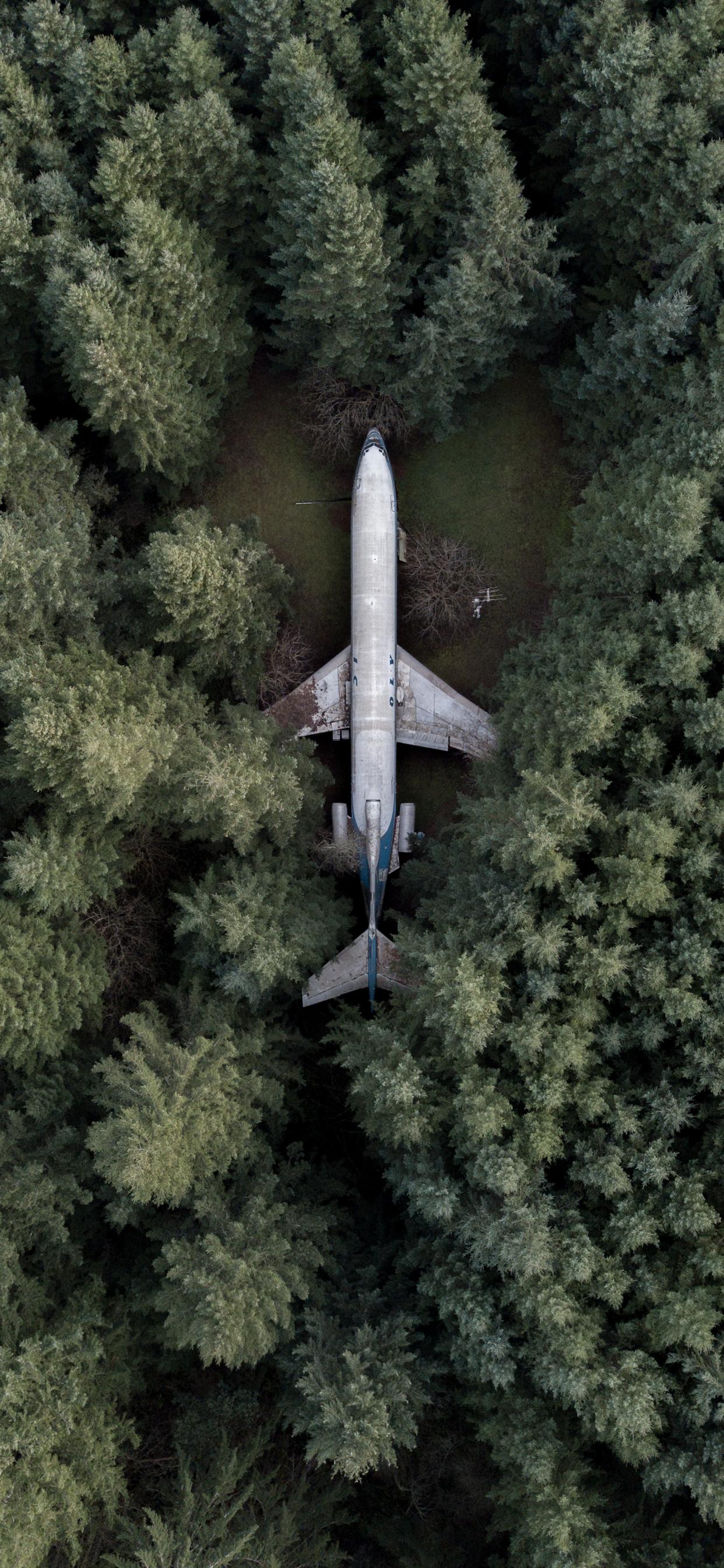 iPhone wallpapers aerial images plane 3 Fonds d'écran iPhone du 30/10/2019