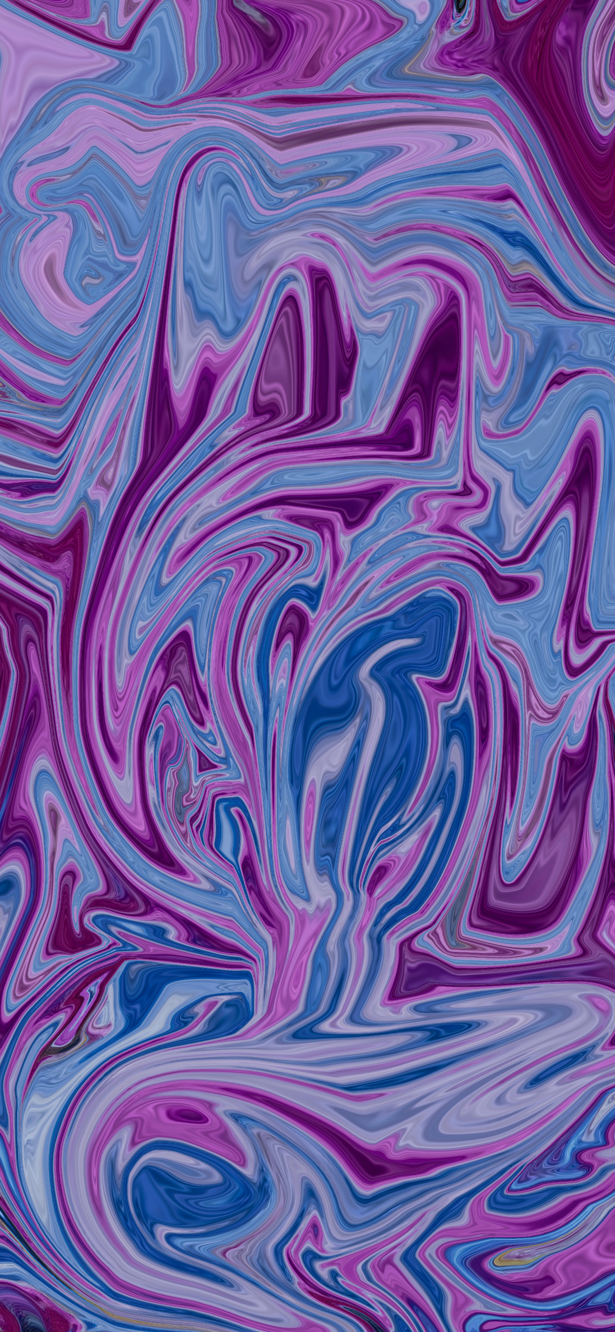 iPhone wallpapers abstract painting purple blue Fonds d'écran iPhone du 11/11/2019