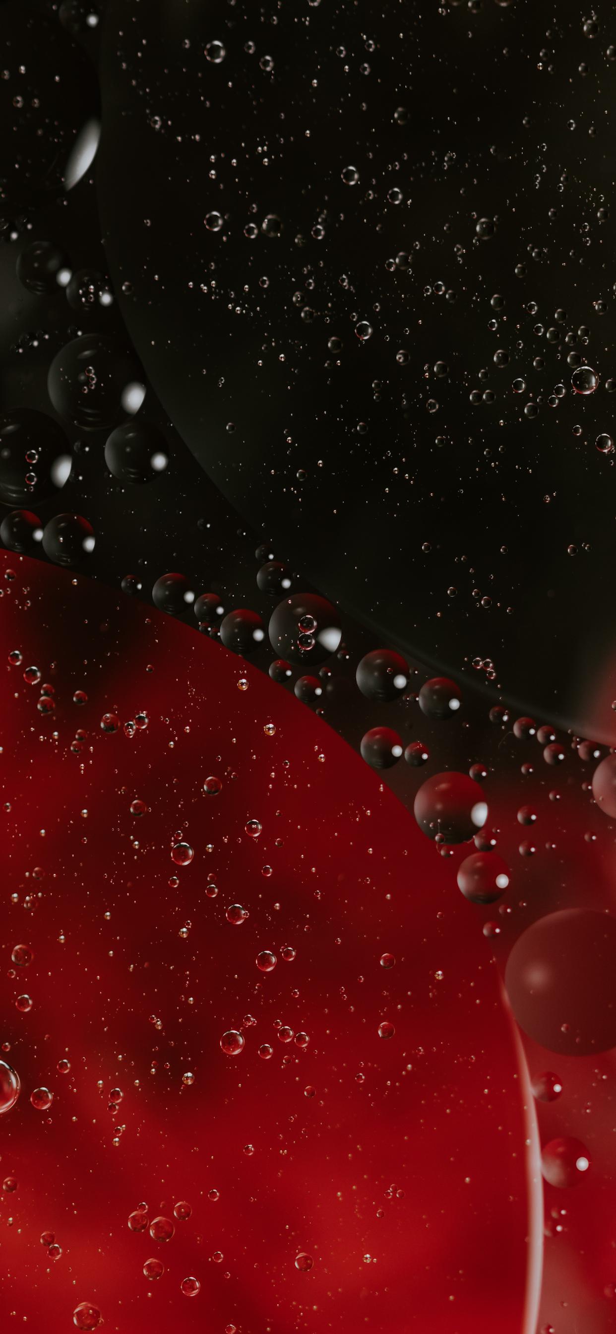 iPhone wallpapers bubbles general view Fonds d'écran iPhone du 20/11/2019