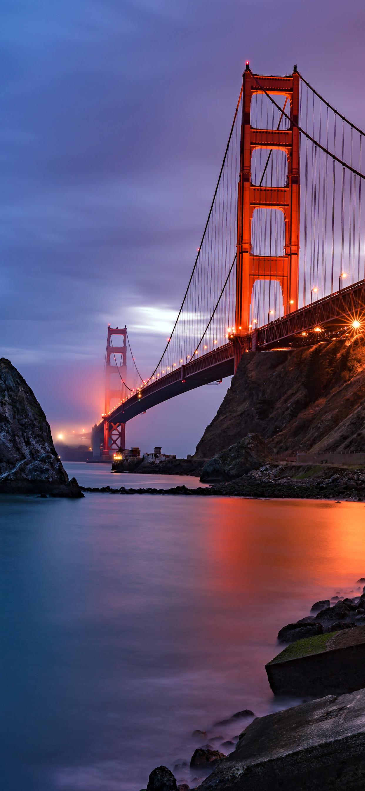 iPhone wallpapers golden gate bridge Golden Gate