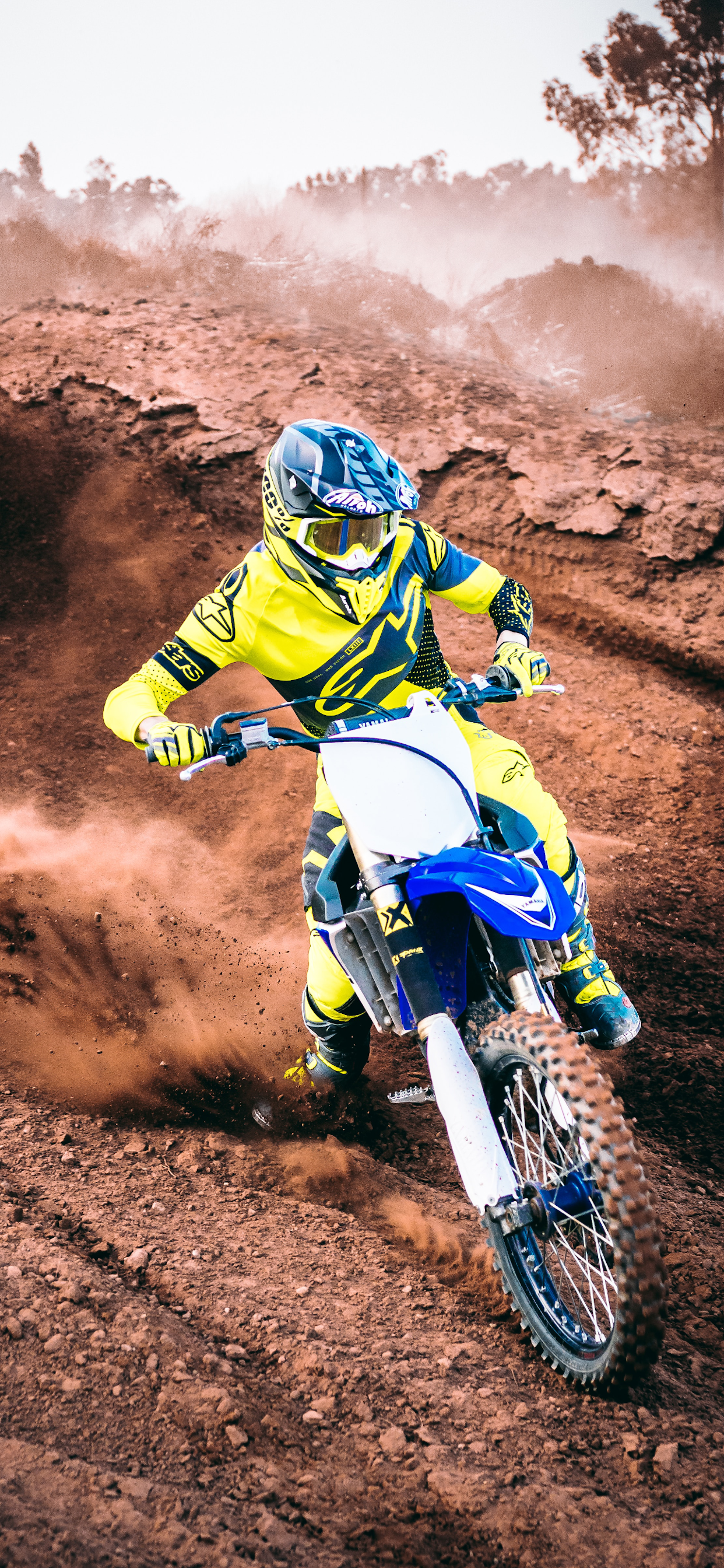 iPhone wallpapers motocross axo Motocross