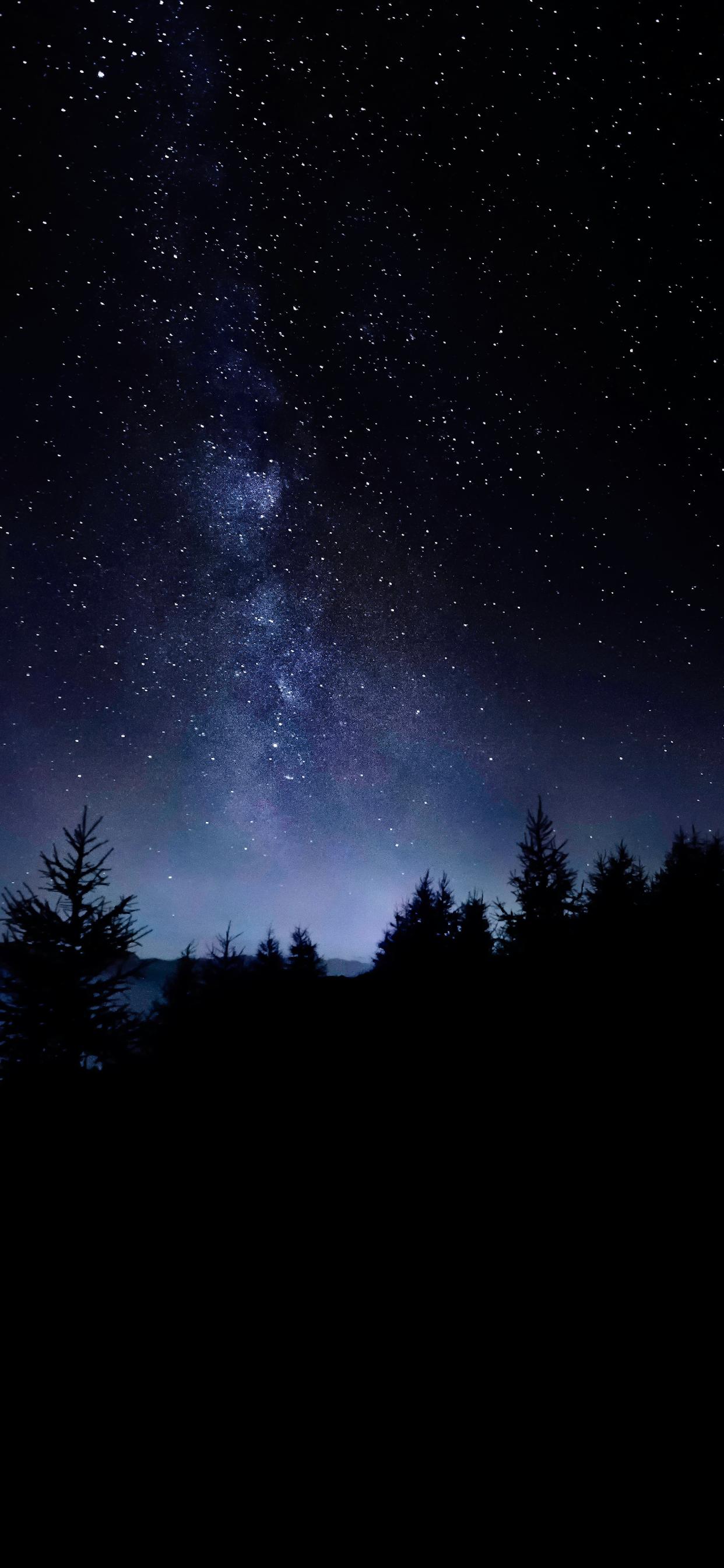 iPhone wallpapers stars dark night Stars
