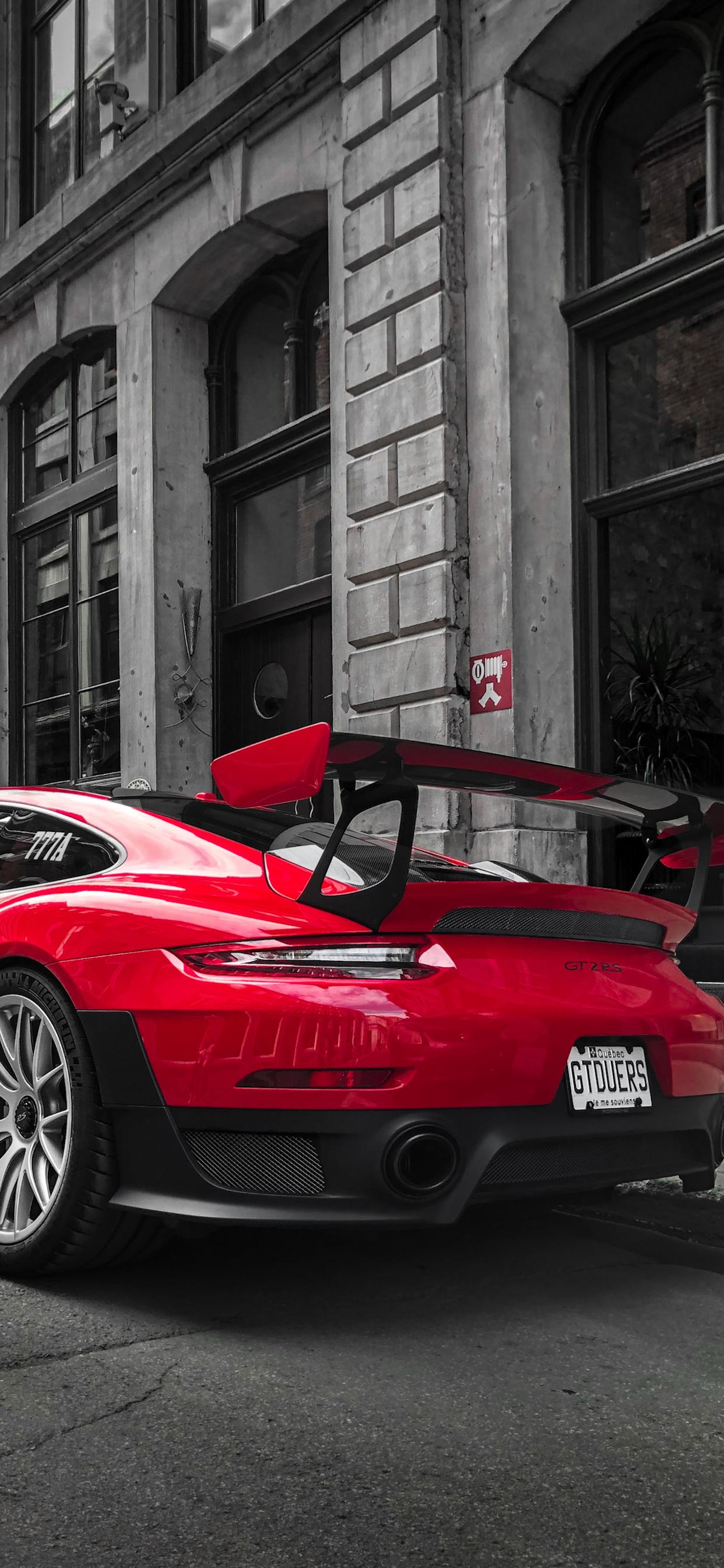 iPhone wallpapers car porsche montreal Porsche