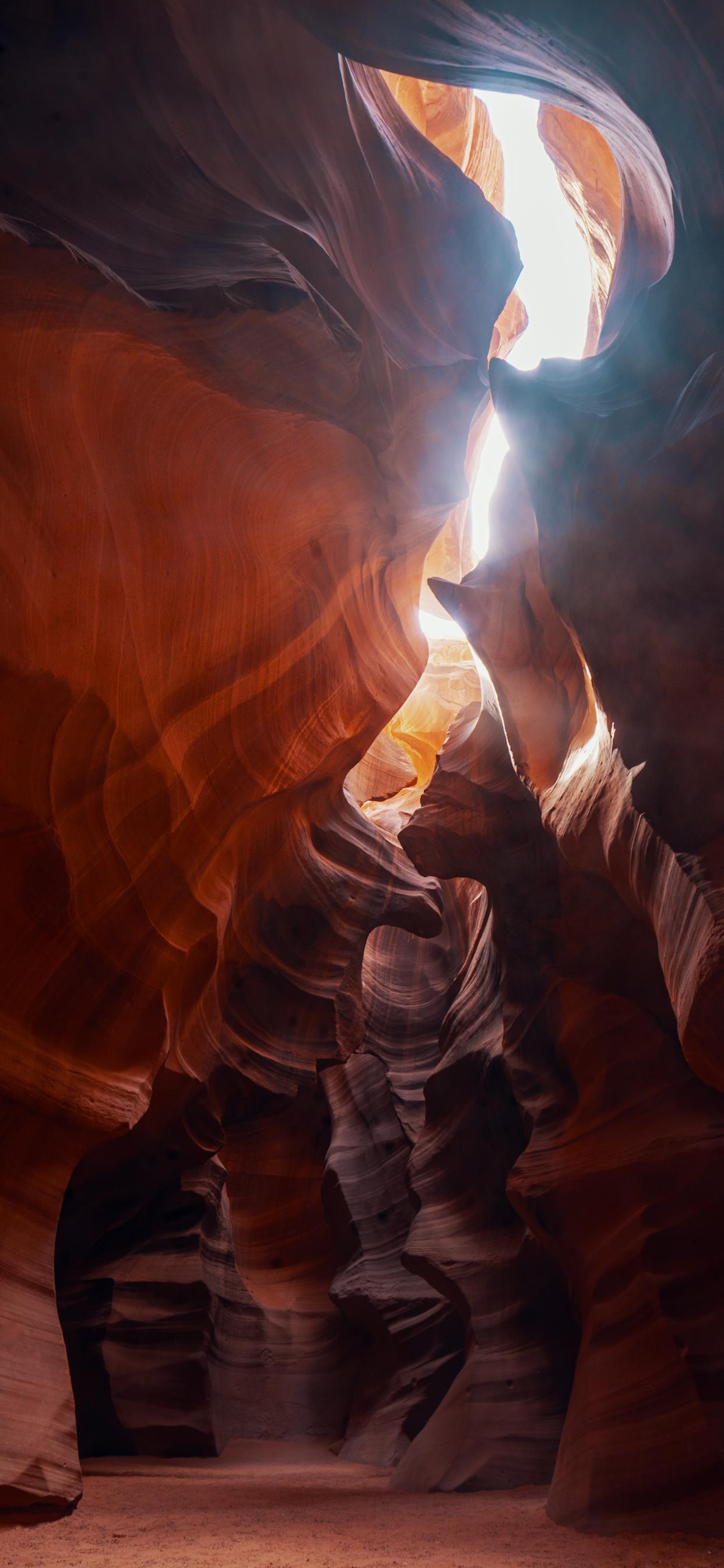 iPhone wallpapers cave antelope canyon 1 Fonds d'écran iPhone du 13/12/2019