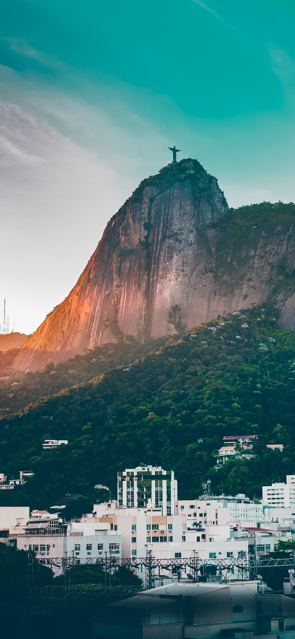 iPhone wallpapers rio de janeiro blue sky Río de Janeiro