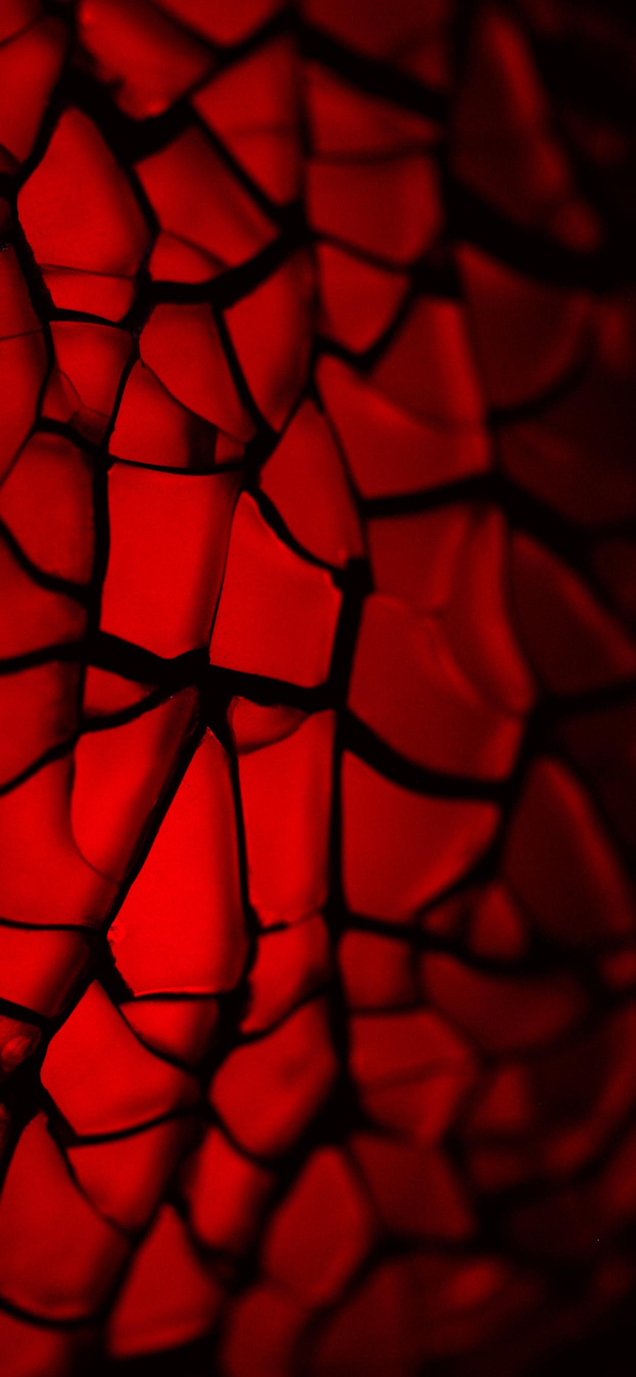 iPhone wallpapers abstract glass dark red Fonds d'écran iPhone du 28/01/2020