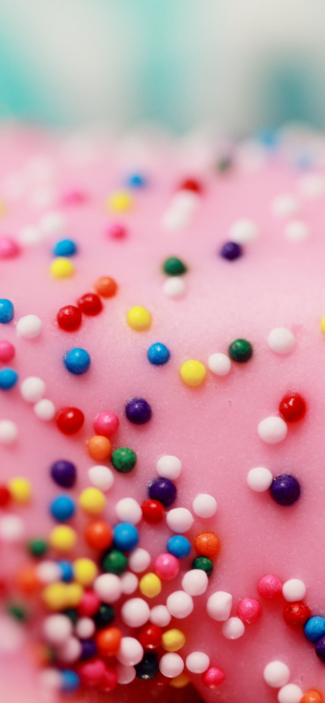 iPhone wallpapers candy sweet doughnut sprinkles Candy