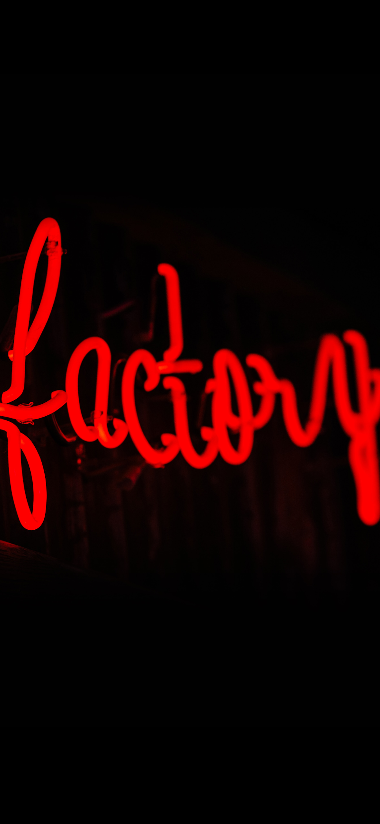 iPhone wallpapers neon sign factory Neon Sign