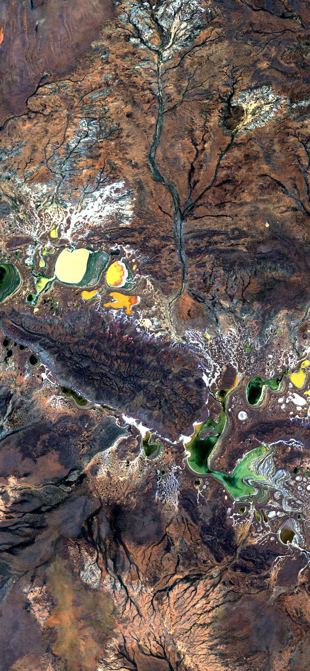 iPhone wallpapers satellite images western australia Fonds d'écran iPhone du 21/01/2020