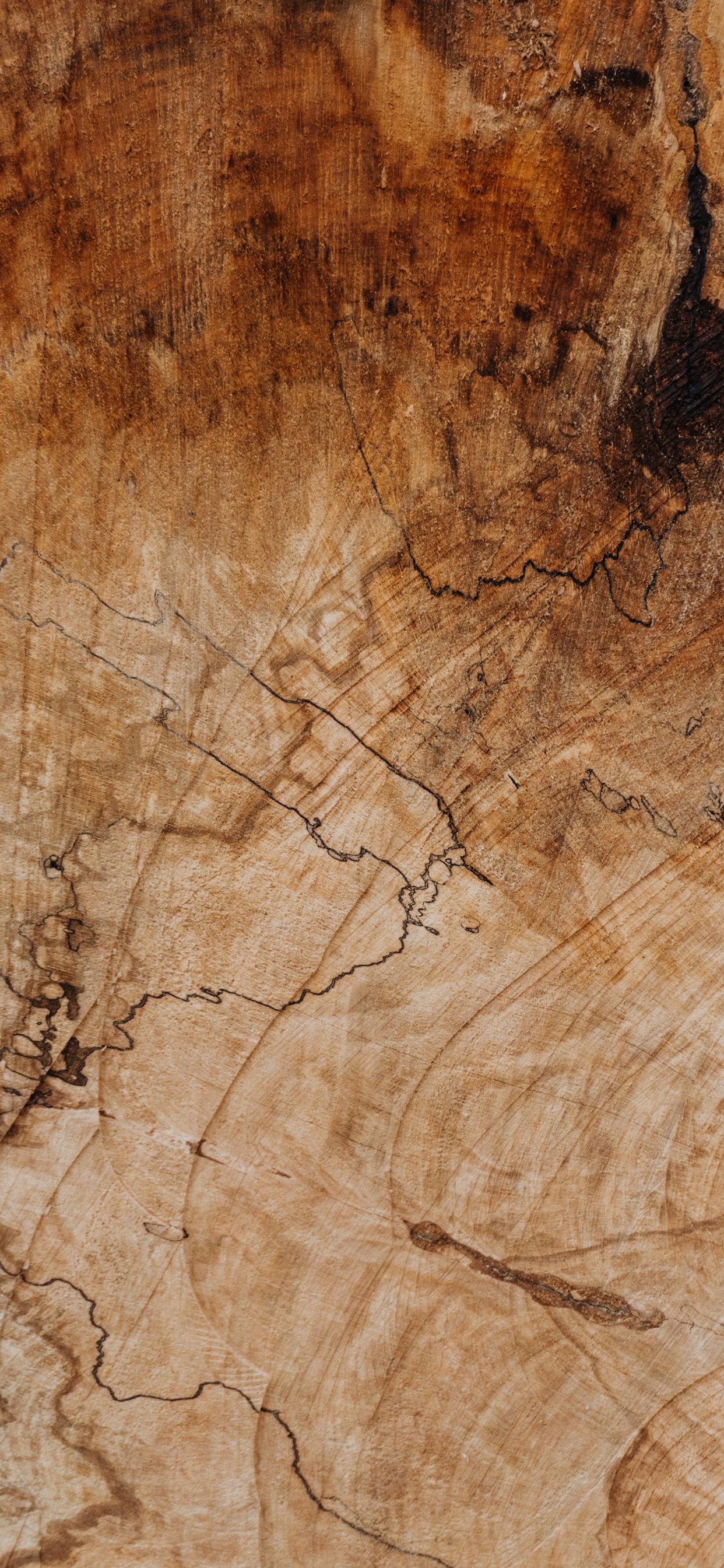 iPhone wallpapers texture wood brown black surface Fonds d'écran iPhone du 06/03/2020