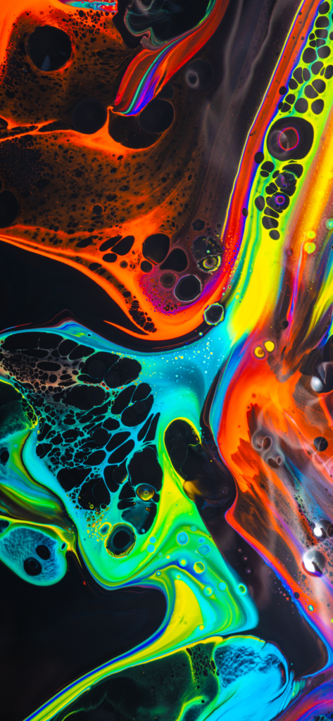 Abstract Wallpaper for iPhone 11, Pro Max, X, 8, 7, 6 ...